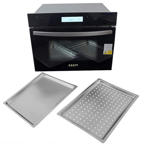 Multifunctional Rotary Steam oven India 2021